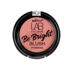 Румяна Be Bright LAB colour 112 peony pink