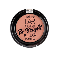 Румяна Be Bright LAB colour 114 terracotta
